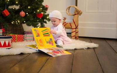 Kinderfotos zu Weihnachten | Nele | 11 Monate