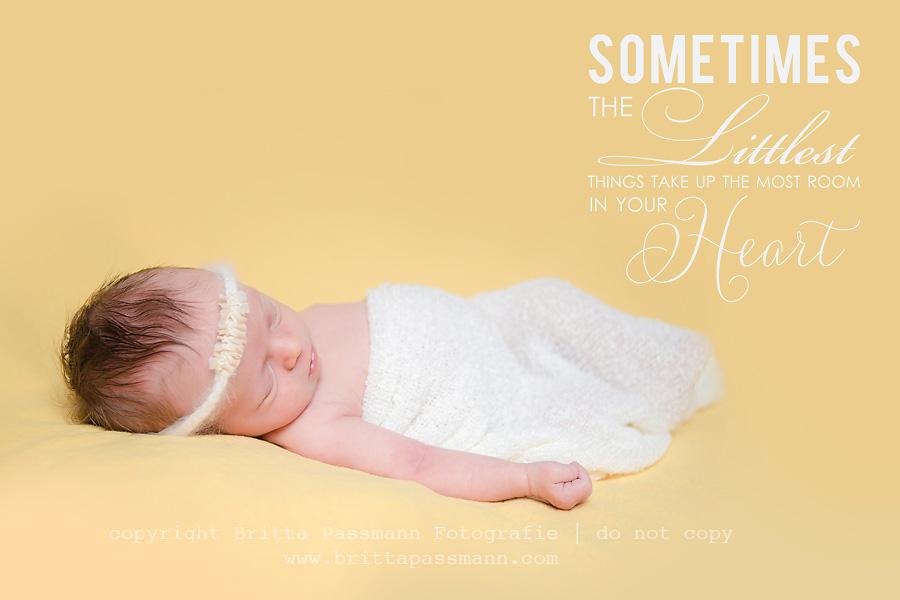 Greta | 10 Tage | Neugeborenenfotos Bochum