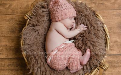 Fenja | 11 Tage | Neugeborenenfotos Bergkamen