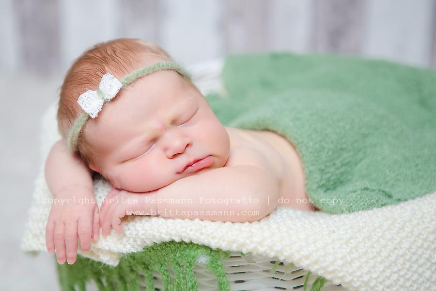 Neugeborenenfotografie Dortmund | Ida | 11 Tage