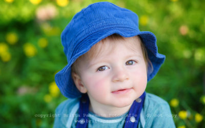 Hurra, hurra der Frühling ist da! Babyfotos Dortmund | Jasper | 10 Monate