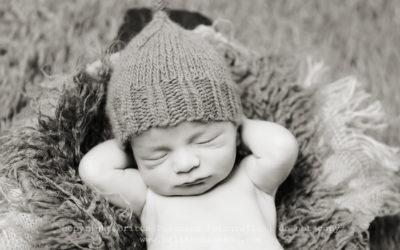 Neugeborenenfotografie Oberhausen | Cem | 11 Tage