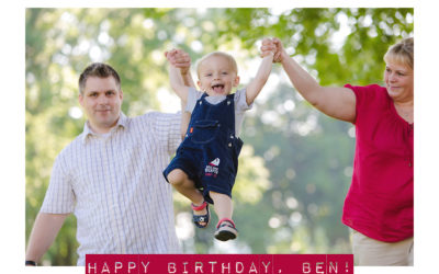 Happy Birthday, Ben! | Kinderfotos in Dortmund