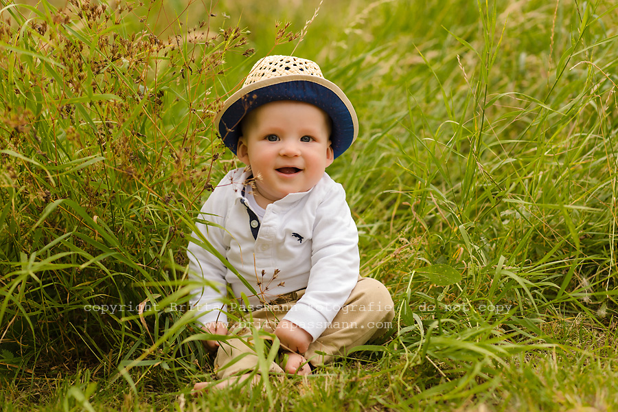 Babyfotografie Dortmund | Philipp | 7 Monate