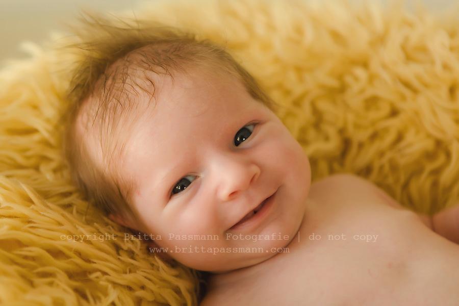 Babyfotos Dortmund | Rabea | 4 Wochen