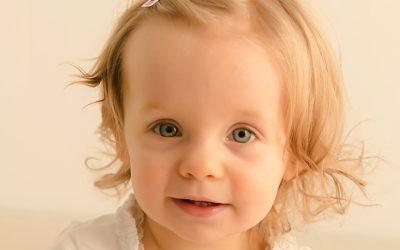 Hannah 13 Monate | Fröhliche Kinderfotos in Dortmund