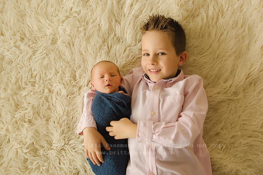Ein Gewinnspiel und der glückliche Gewinner | Jakobs Neugeborenenfotos