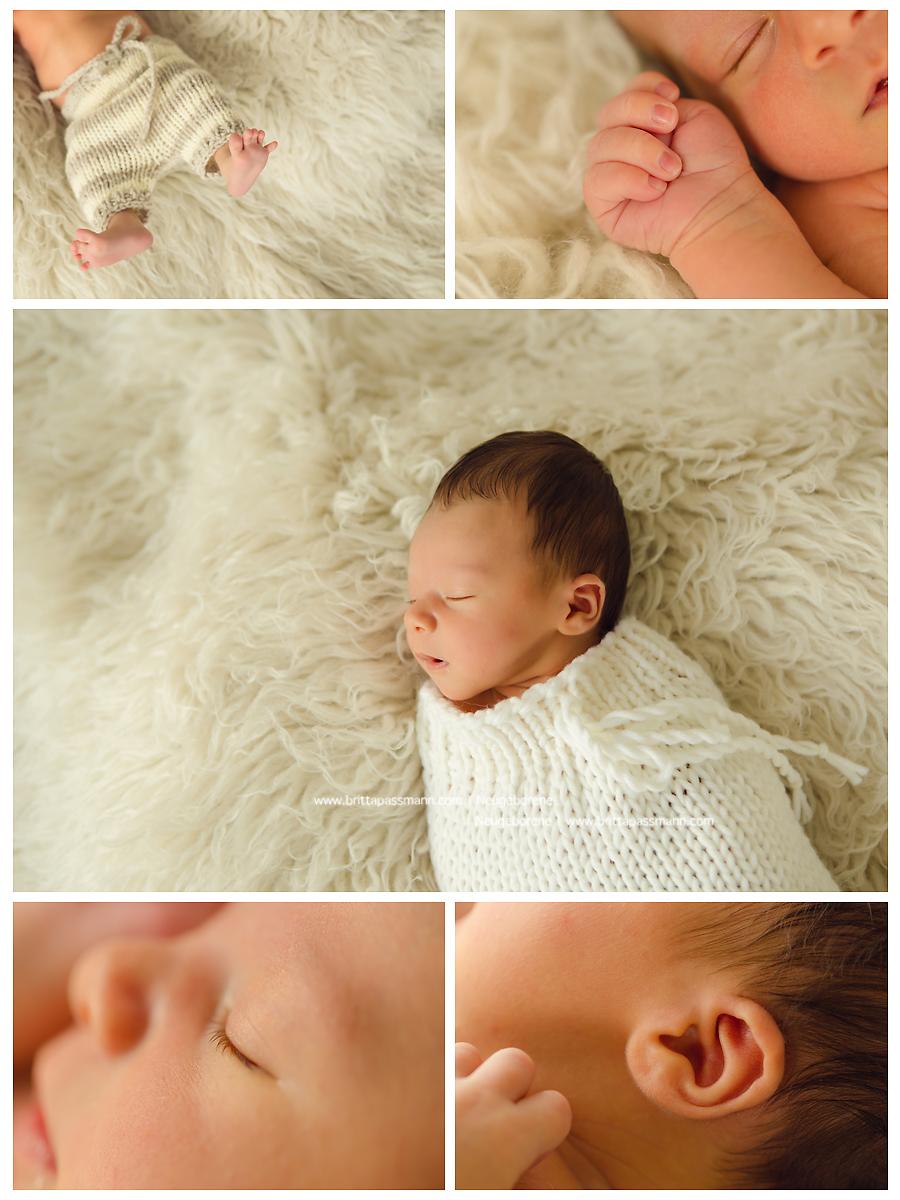 Babyfotos mit Eltern neugeborenenfotografie Schwerte