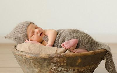 Fotograf Dortmund – Neugeborenenfotos – Noah