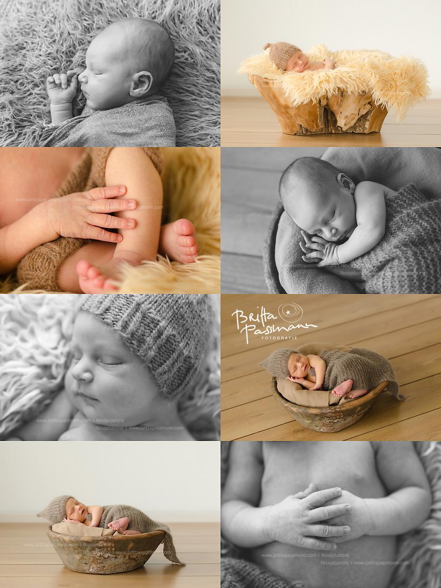Neugeborenenfotografie Dortmund Babyfotos Bochum