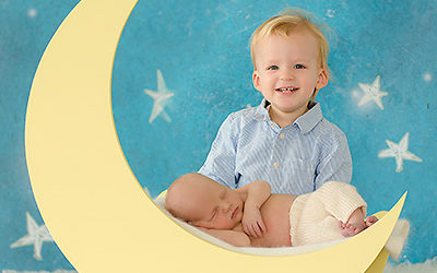 Neugeborenenfotos und Geschwisterfotos in Dortmund