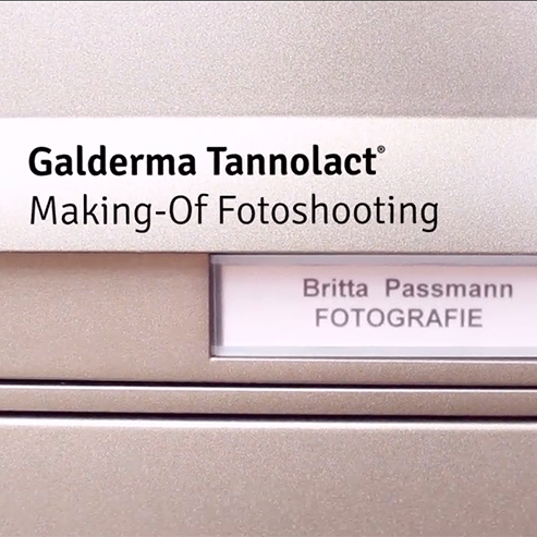 Commercial Shooting Babyfotografie Galderma /Tannolact