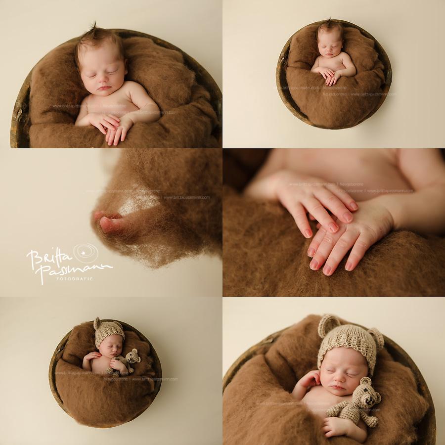 Neugeborenenfotos Gelsenkirchen Babyfotos
