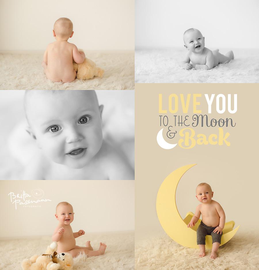 Babyfotos acht Monate Dortmund