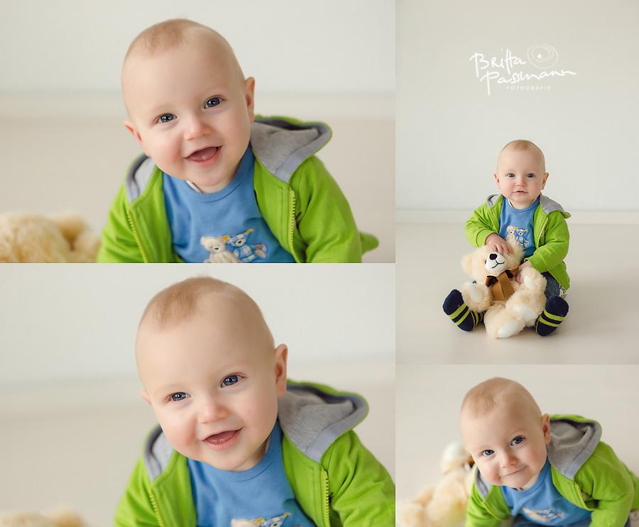 Babyfotos acht Monate Tönisvorst