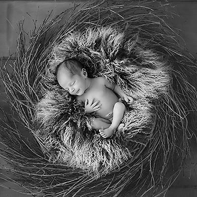 Neugeborenenfotos in Dortmund | Fotostudio Dortmund Oespel