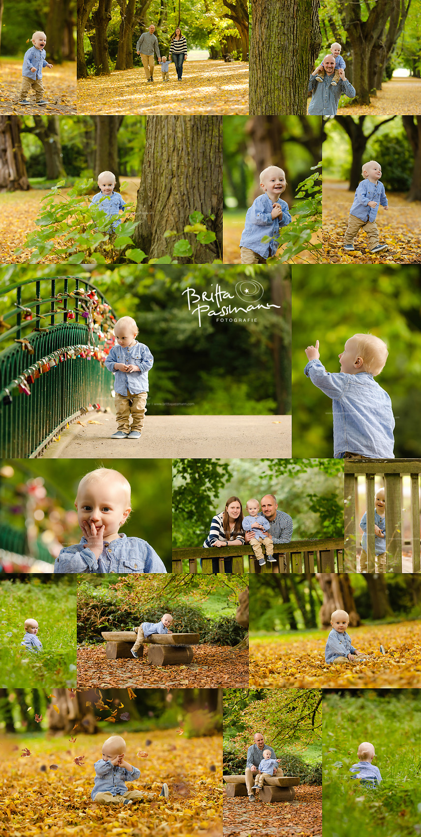 Familienfotos Kinderfotos Rombergpark Dortmund