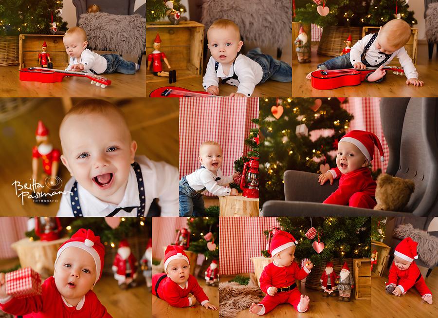 Babyfotografie in Dortmund Weihnachtsfotos