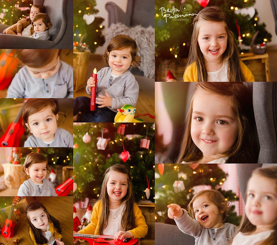 Kinderfotos im Fotostudio Weihnachtsgeschenk