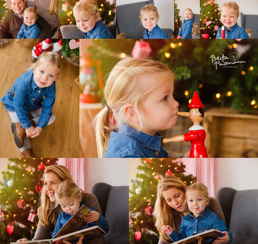 Kinderfotos zu Weihnachten Bochum