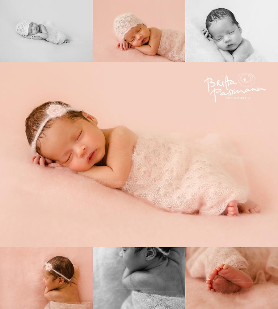 Babyfotos im Fotostudio in Dortmund
