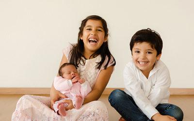 Neugeborenenfotos im Fotostudio in Dortmund | Babyfotografie Dortmund | Jayda