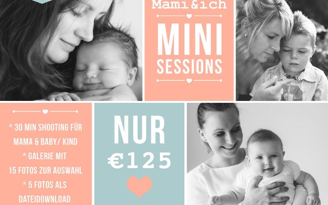Fotoshooting zum Muttertag | Muttertags-Geschenk Mini-Shooting
