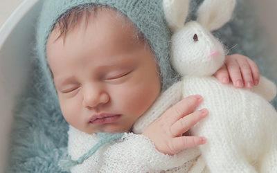 Neugeborenenfotos in Dortmund | Tamina 10 Tage alt