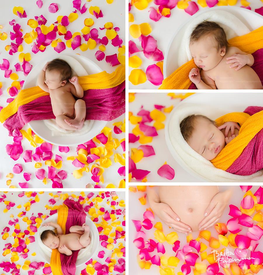 Neugeborenenfotografie im Ruhrgebiet NRW babyfotos