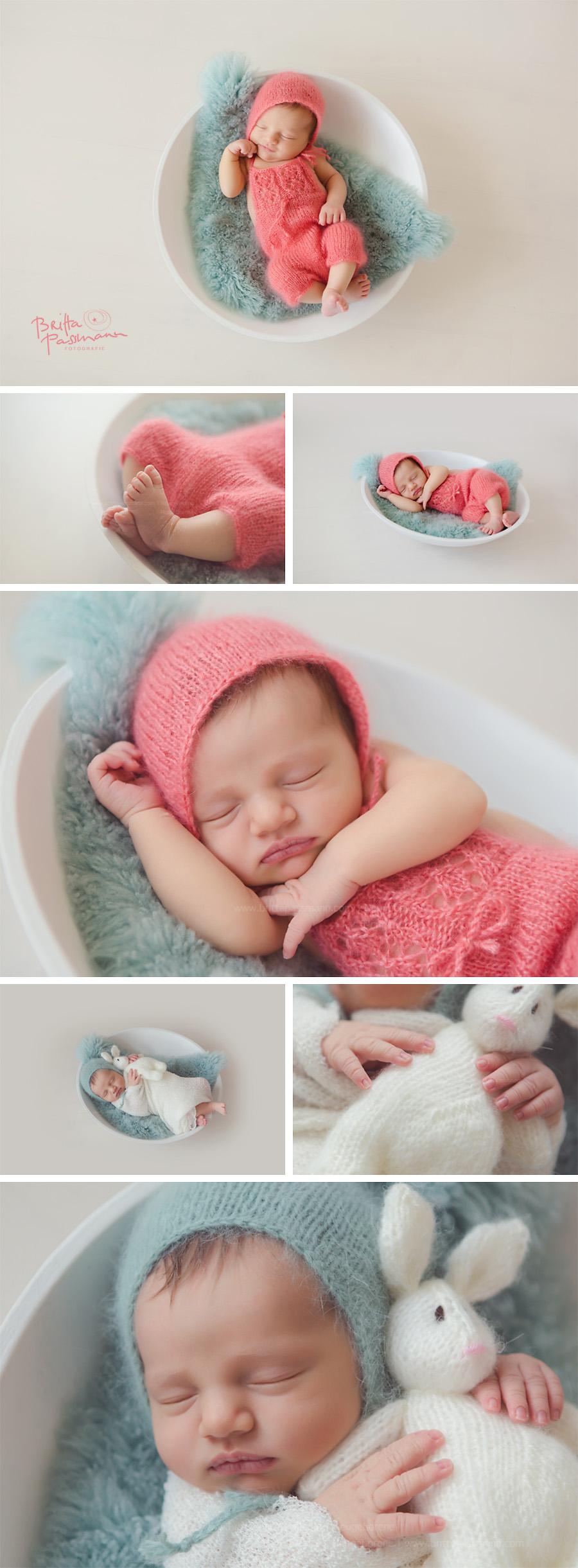 Neugeborenenfotografie in Dortmund babyfotos