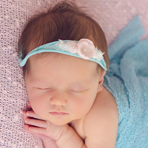 Kleine Leni | Neugeborenenfotos in Dortmund