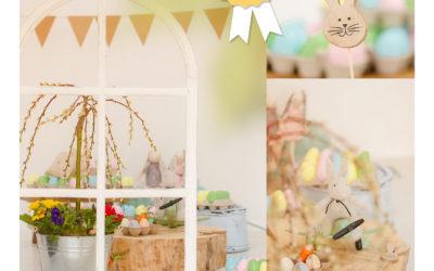 Der Frühling kommt … Kinderfotos als Osterschenk | Babyfotos zu Ostern