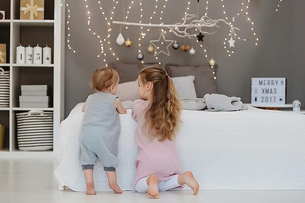 Babyfotos, Kinderfotos und Familienfotos – Geschenkideen zu Weihnachten