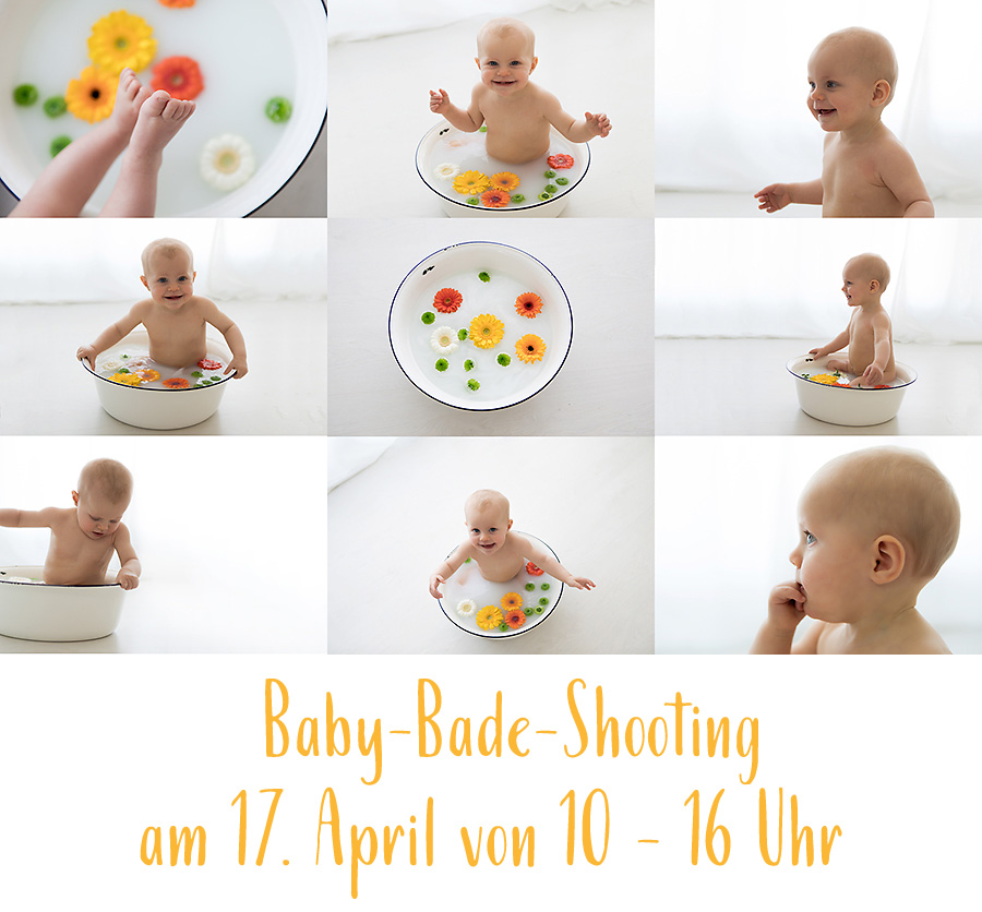 Britta passmann fotografie fotostudio dortmund fotoshooting babyfotos badewanne