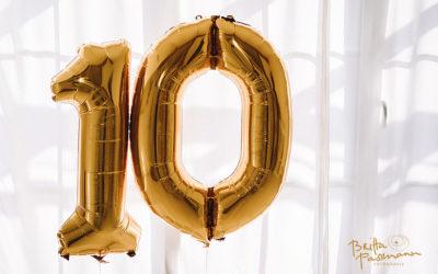 10 Jahre Britta Passmann Fotografie- wenn das kein Grund zum Feiern ist!