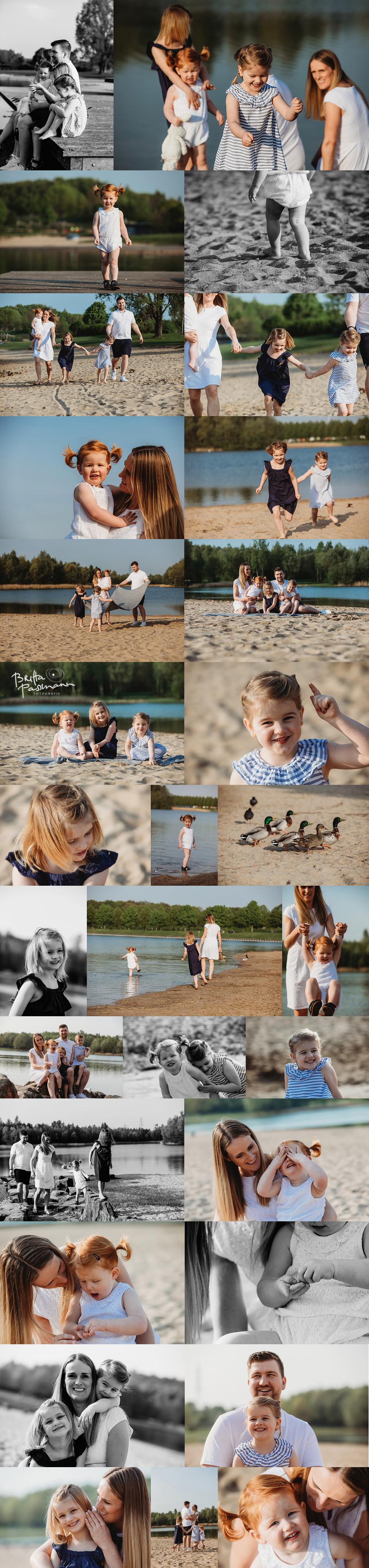 Familienfotoshooting-Kinderfotoshooting-Dortmund-Lünen-Fotos-am-See-in-der-Natur