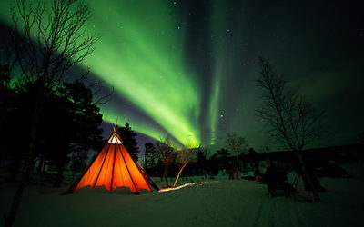 Aurora Borealis – Reise zu den Polarlichtern