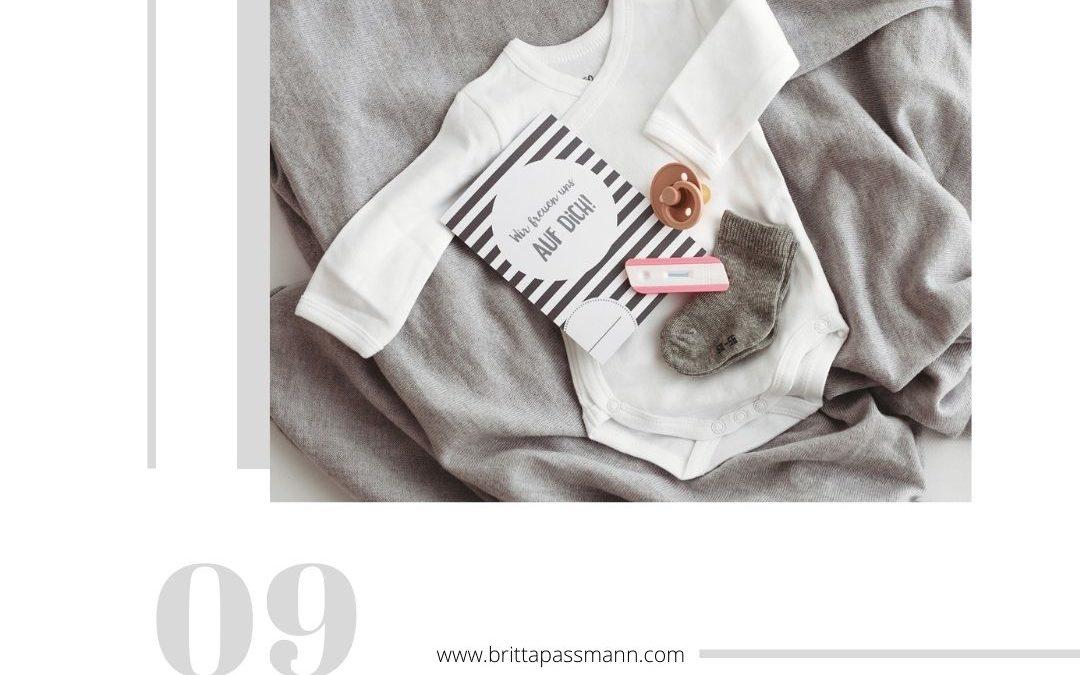 Britta Passmann - Fotografie - Meilensteinkarten - Schwangerschaft